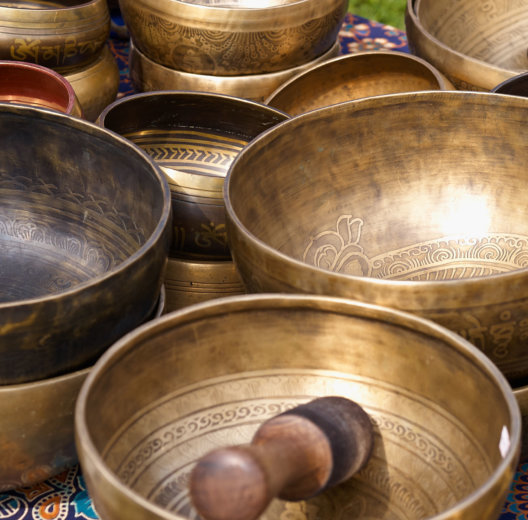 Sound Bath Meditation - One Yoga for All